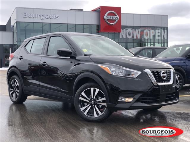 2020 Nissan Kicks SV (Stk: 020KC7) in Midland - Image 1 of 14