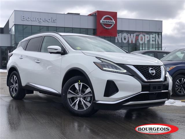 2020 Nissan Murano SV (Stk: 20MR11) in Midland - Image 1 of 18