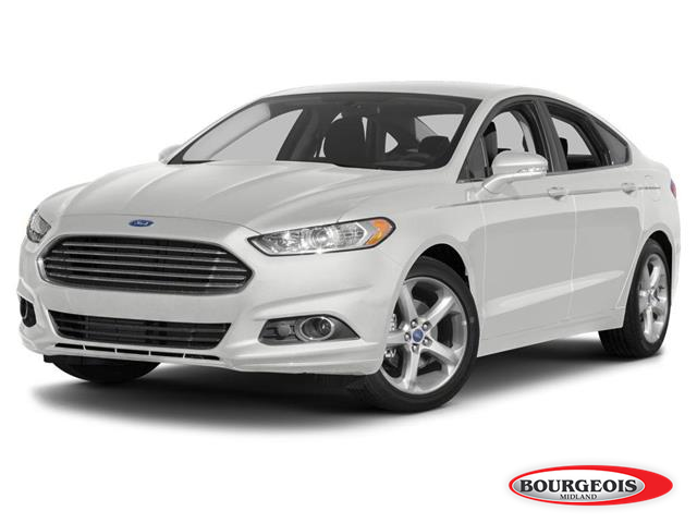 2014 Ford Fusion SE (Stk: 19AL1A) in Midland - Image 1 of 10