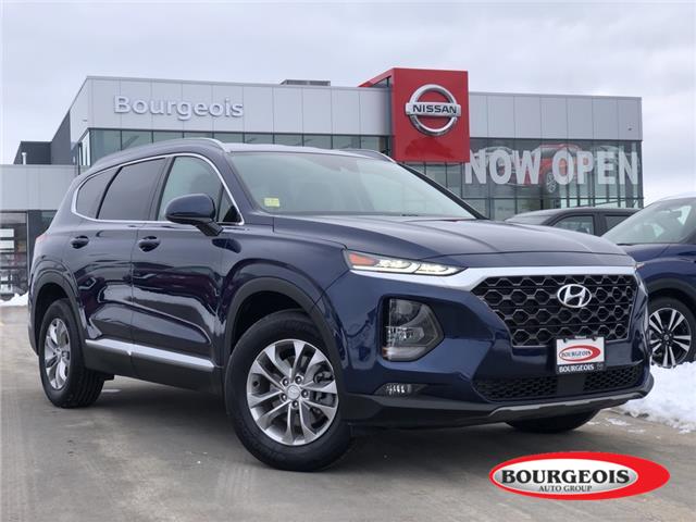2019 Hyundai Santa Fe ESSENTIAL (Stk: R00052) in Midland - Image 1 of 15