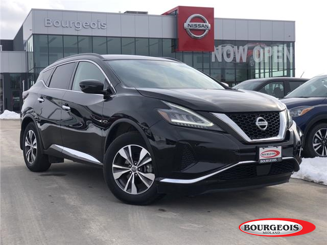 2019 Nissan Murano SV (Stk: R00048) in Midland - Image 1 of 16