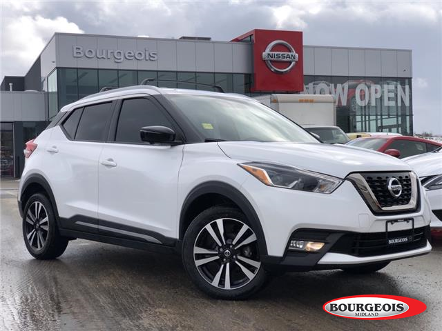2019 Nissan Kicks SR (Stk: 19KC28) in Midland - Image 1 of 12