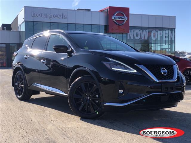 2020 Nissan Murano Platinum (Stk: 20MR14) in Midland - Image 1 of 19