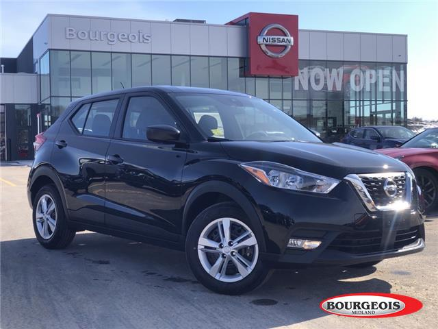 2020 Nissan Kicks S (Stk: 020KC9) in Midland - Image 1 of 16