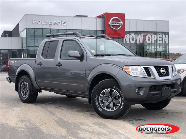 2019 Nissan Frontier PRO-4X (Stk: 19FR29) in Midland - Image 1 of 18