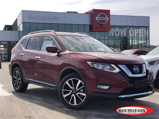 2020 Nissan Rogue SL (Stk: 20RG68) in Midland - Image 1 of 19