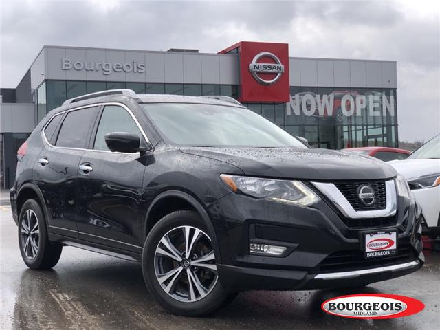 2019 Nissan Rogue SV (Stk: R00058) in Midland - Image 1 of 19