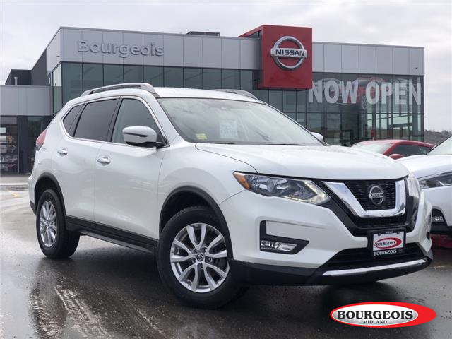 2019 Nissan Rogue SV (Stk: R00060) in Midland - Image 1 of 15