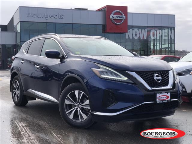 2019 Nissan Murano SV (Stk: R00056) in Midland - Image 1 of 16