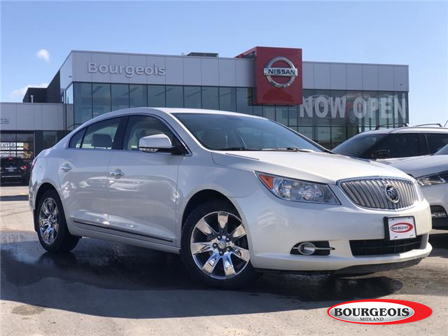 2011 Buick LaCrosse CXL (Stk: 020MR6AA) in Midland - Image 1 of 14