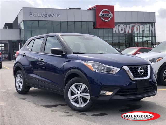 2020 Nissan Kicks S (Stk: 20KC15) in Midland - Image 1 of 12