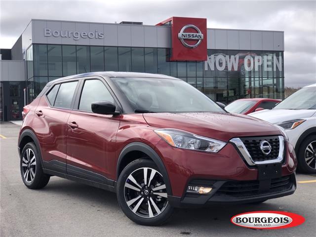 2020 Nissan Kicks SV (Stk: 20KC17) in Midland - Image 1 of 14