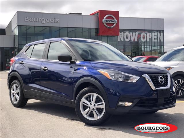 2020 Nissan Kicks S (Stk: 20KC19) in Midland - Image 1 of 14