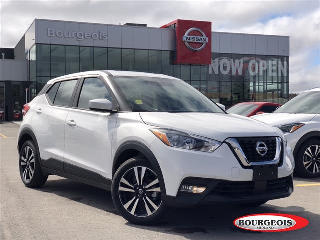 2020 Nissan Kicks SV (Stk: 020KC5) in Midland - Image 1 of 14