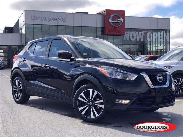 2020 Nissan Kicks SV (Stk: 020KC4) in Midland - Image 1 of 14