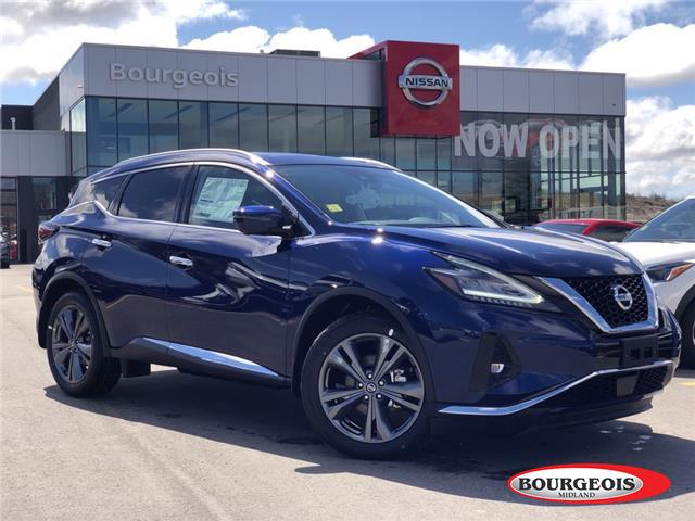 2020 Nissan Murano Platinum (Stk: 20MR10) in Midland - Image 1 of 19