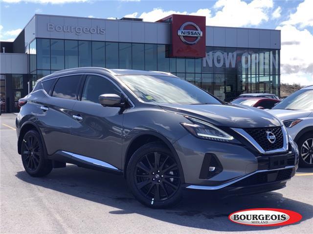 2020 Nissan Murano Platinum (Stk: 20MR17) in Midland - Image 1 of 20