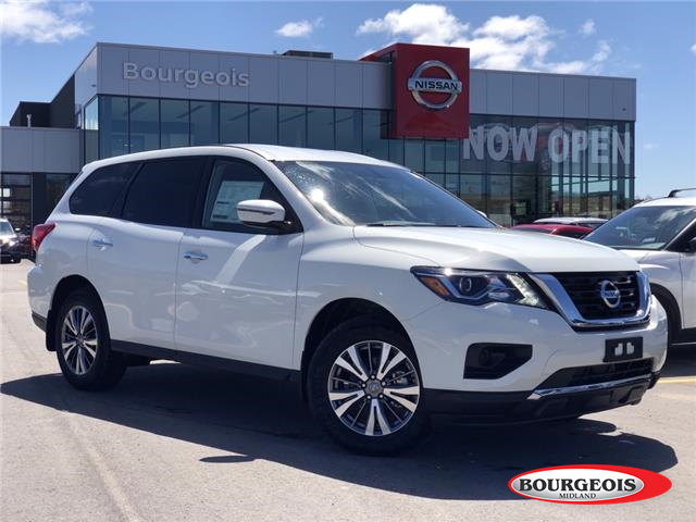 2020 Nissan Pathfinder S (Stk: 020PA5) in Midland - Image 1 of 17