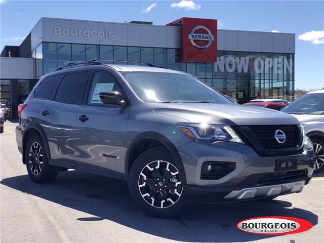2020 Nissan Pathfinder SL Premium (Stk: 020PA3) in Midland - Image 1 of 23
