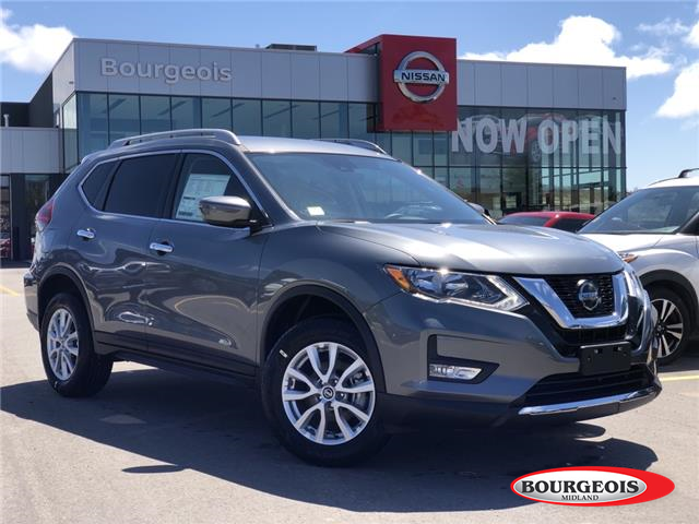 2020 Nissan Rogue SV (Stk: 20RG72) in Midland - Image 1 of 17