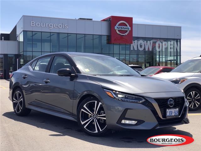 2020 Nissan Sentra SR (Stk: 020SE1) in Midland - Image 1 of 16
