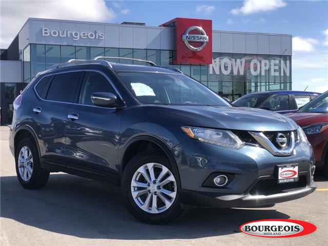 2014 Nissan Rogue SV (Stk: 20RG49A) in Midland - Image 1 of 17