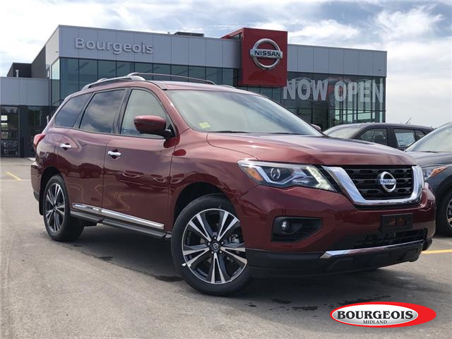 2020 Nissan Pathfinder Platinum (Stk: 20PA11) in Midland - Image 1 of 22