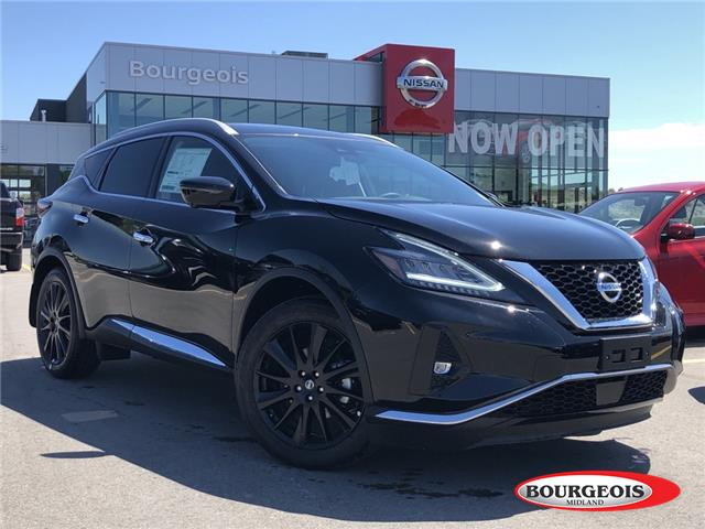 2020 Nissan Murano Platinum (Stk: 20MR19) in Midland - Image 1 of 17