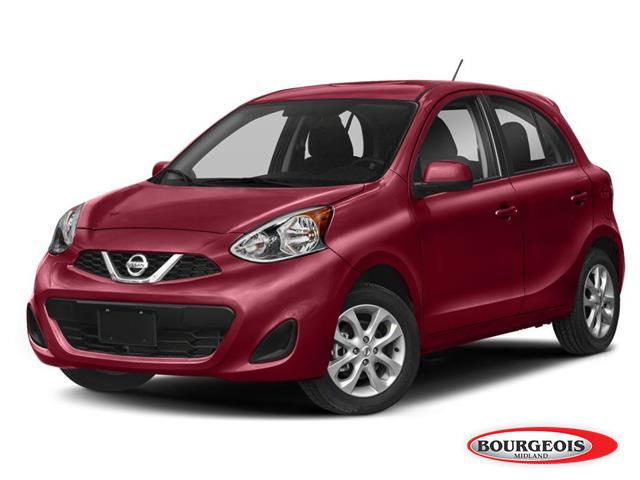 2019 Nissan Micra S (Stk: 19MC12) in Midland - Image 1 of 9