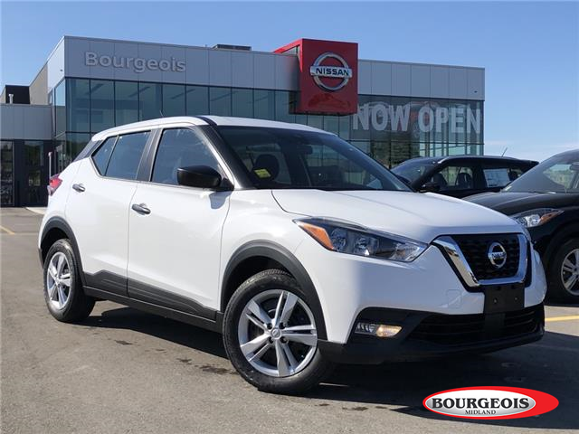 2020 Nissan Kicks S (Stk: 20KC16) in Midland - Image 1 of 14
