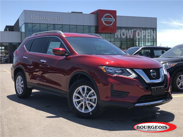 2020 Nissan Rogue S (Stk: 20RG82) in Midland - Image 1 of 15
