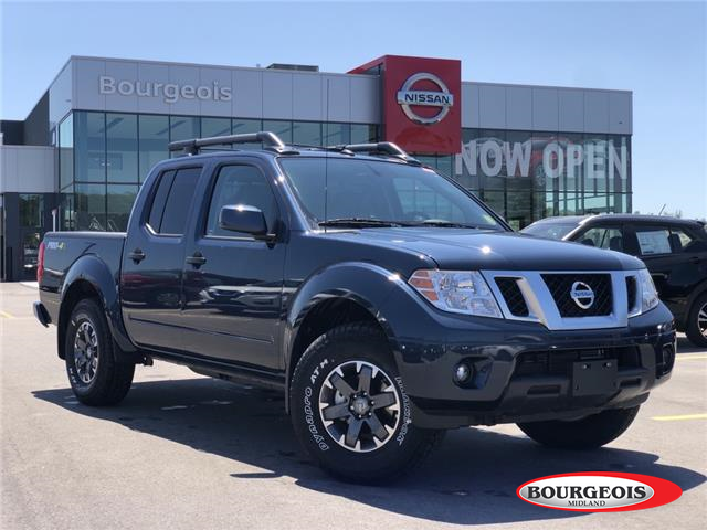 2019 Nissan Frontier PRO-4X (Stk: 19FR30) in Midland - Image 1 of 18