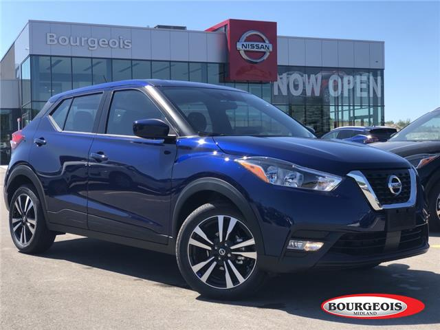 2020 Nissan Kicks SV (Stk: 20KC22) in Midland - Image 1 of 14