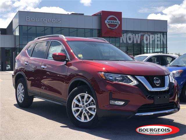 2020 Nissan Rogue SV (Stk: 20RG91) in Midland - Image 1 of 17