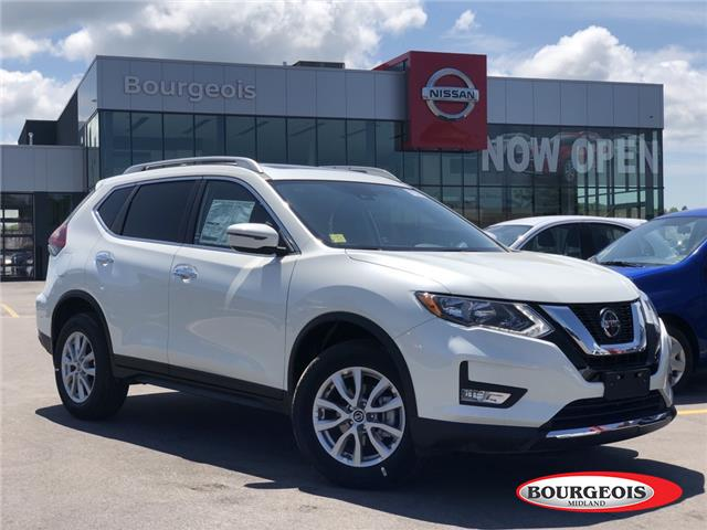 2020 Nissan Rogue SV (Stk: 20RG90) in Midland - Image 1 of 17