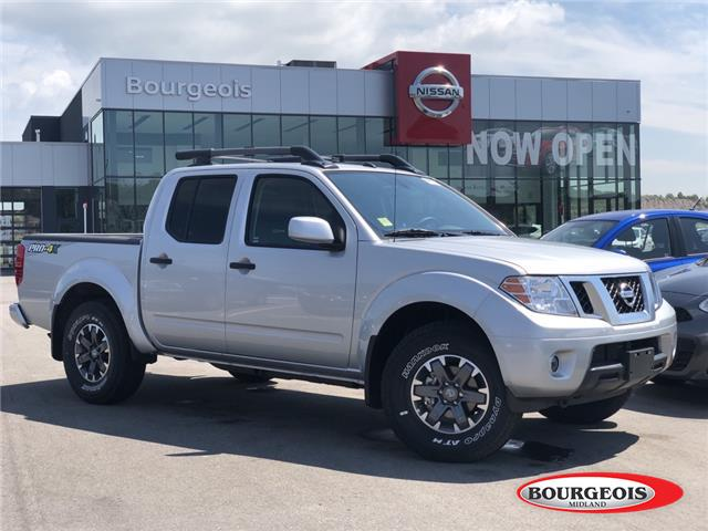 2019 Nissan Frontier PRO-4X (Stk: 19FR35) in Midland - Image 1 of 17