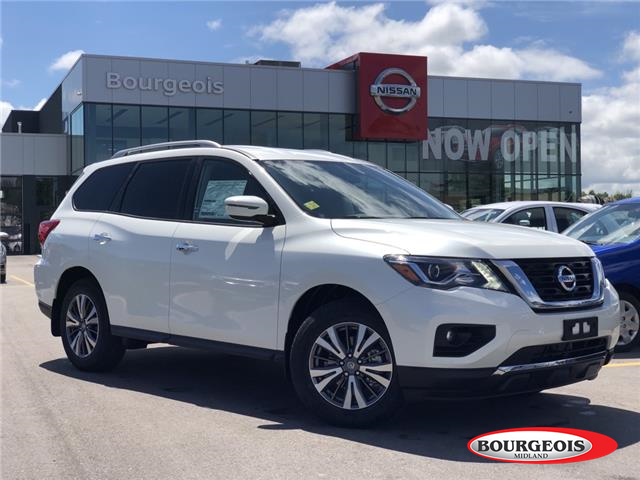 2020 Nissan Pathfinder SV Tech (Stk: 20PA14) in Midland - Image 1 of 20