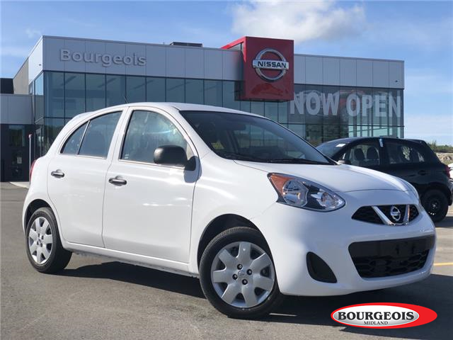 2019 Nissan Micra S (Stk: 19MC15) in Midland - Image 1 of 10