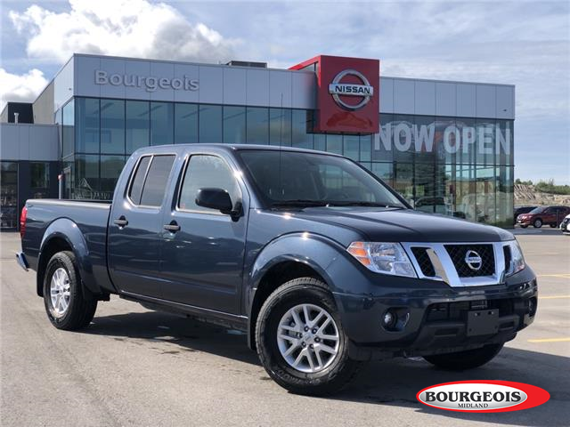 2019 Nissan Frontier SV (Stk: 19FR37) in Midland - Image 1 of 16