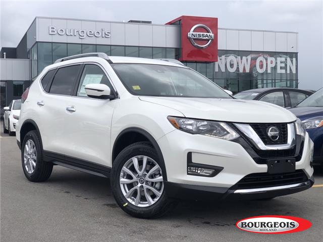2020 Nissan Rogue SV (Stk: 20RG115) in Midland - Image 1 of 14