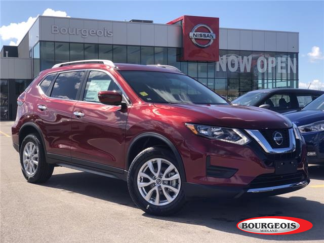 2020 Nissan Rogue S (Stk: 20RG110) in Midland - Image 1 of 15