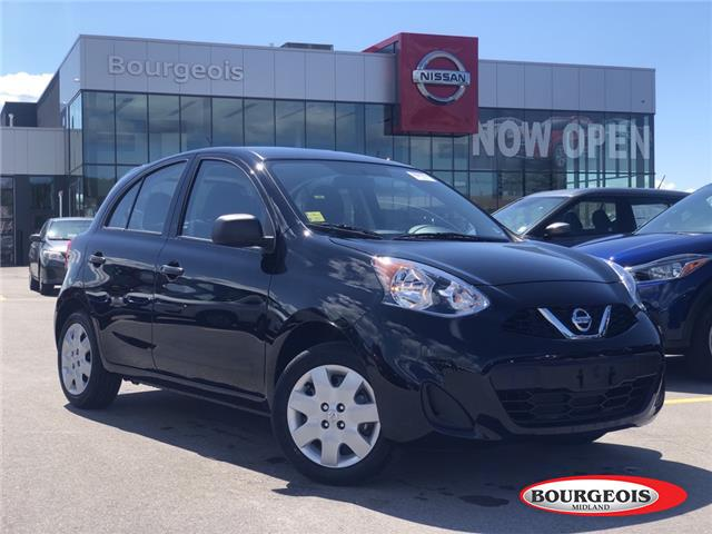 2019 Nissan Micra S (Stk: 19MC17) in Midland - Image 1 of 13