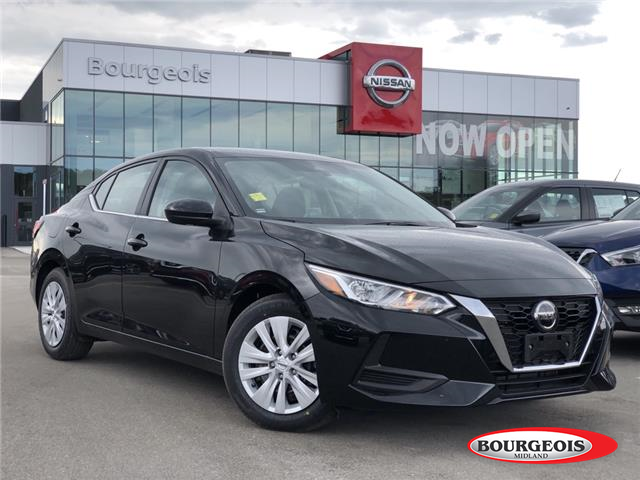 2020 Nissan Sentra S Plus (Stk: 20SE15) in Midland - Image 1 of 13