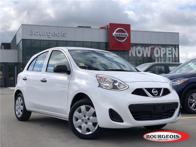 2019 Nissan Micra S (Stk: 19MC18) in Midland - Image 1 of 13