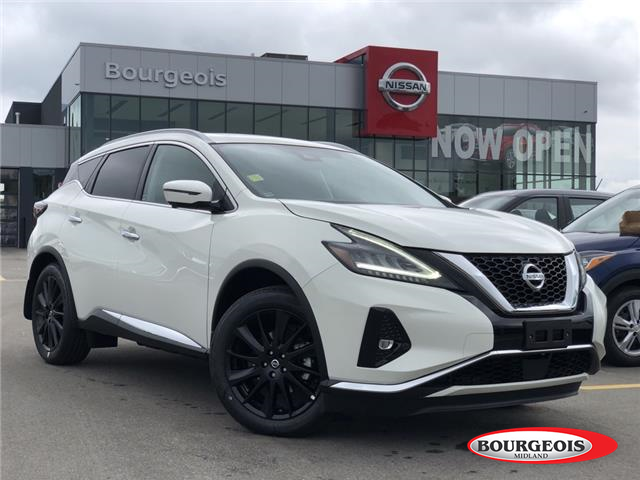 2020 Nissan Murano Platinum (Stk: 20MR28) in Midland - Image 1 of 16