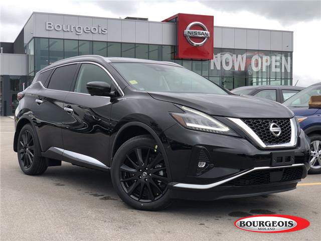 2020 Nissan Murano Limited Edition (Stk: 20MR32) in Midland - Image 1 of 16