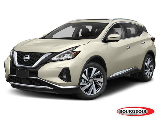 2020 Nissan Murano SL (Stk: 20MR34) in Midland - Image 1 of 8