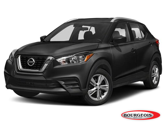 2020 Nissan Kicks SV (Stk: 20KC44) in Midland - Image 1 of 9