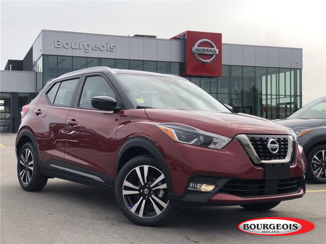 2020 Nissan Kicks SR (Stk: 20KC42) in Midland - Image 1 of 14