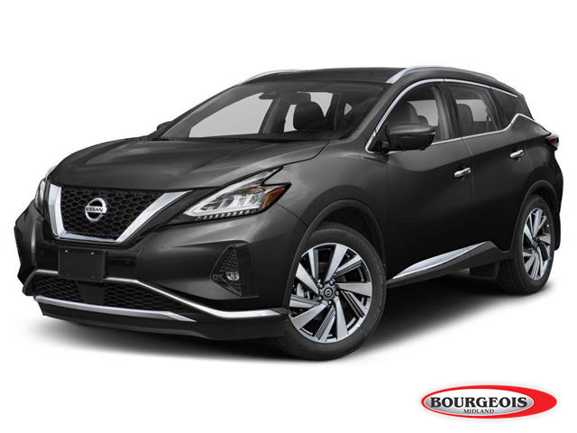 2020 Nissan Murano SL (Stk: 20MR37) in Midland - Image 1 of 8